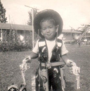 Dr. Dean Sueda baby picture