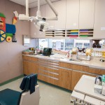 Ala Moana office - Kid Friendly Treatment/Exam Room