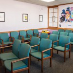 Ala Moana office - Waiting Room with Abundant Seating